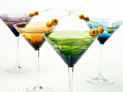 Фужеры для мартини