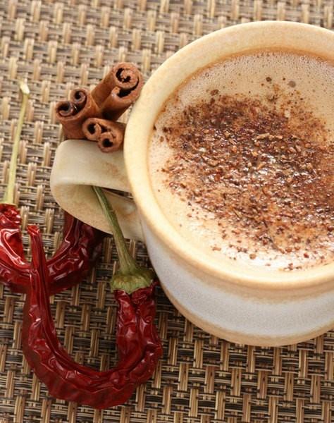 фото рецепта кофе с пряностями