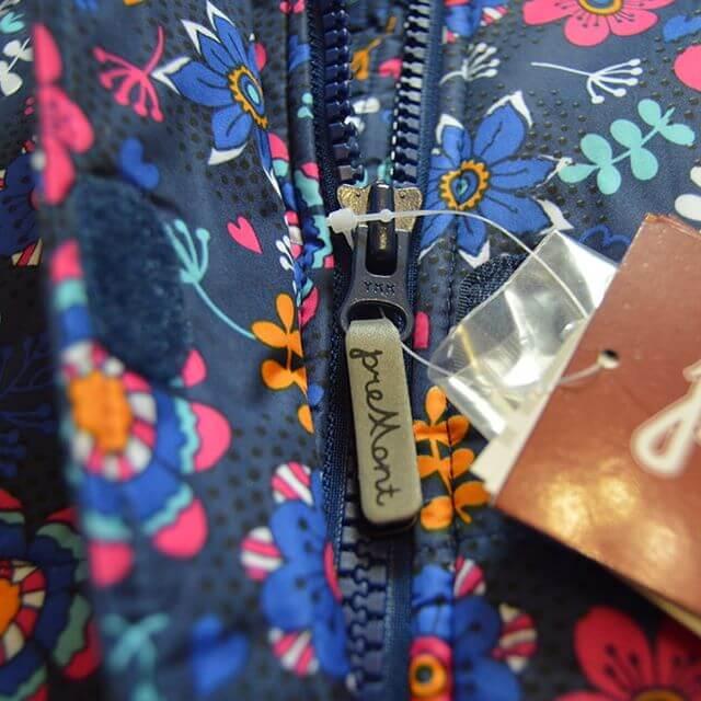 Молния на комплекте Premont Ягоды и цветы Паслен