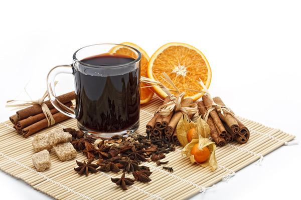 приготолвение кофе с пряностями фото
