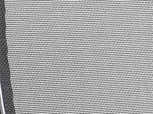Обивка спинки - сетчатая ткань мелкая