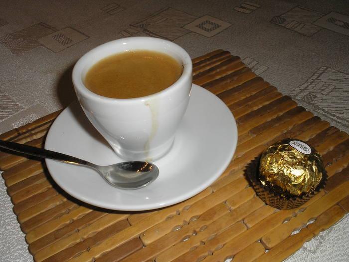 фото кофе с чесноком в домашних условиях