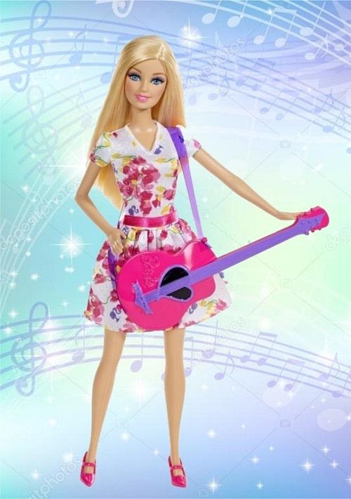 Кукла Барби Гитаристка