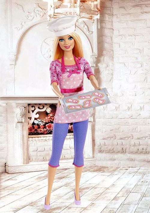 Барби - кукла шеф-повар