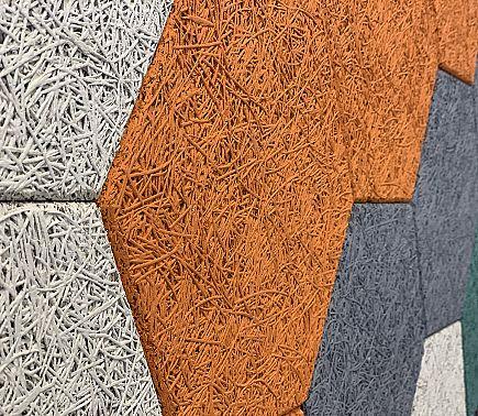 Панели из древесных волокон