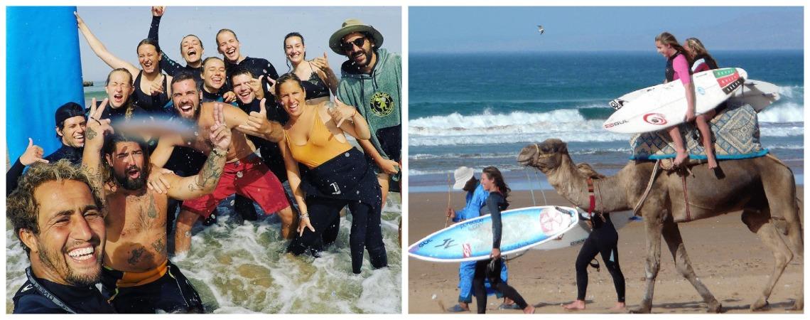 Серфинг и путешествия весна 2021 Марокко