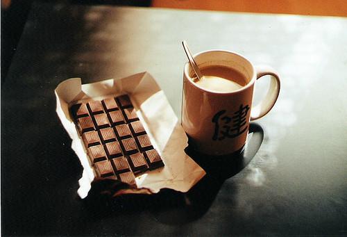 фото рецепта кофе с шоколадом