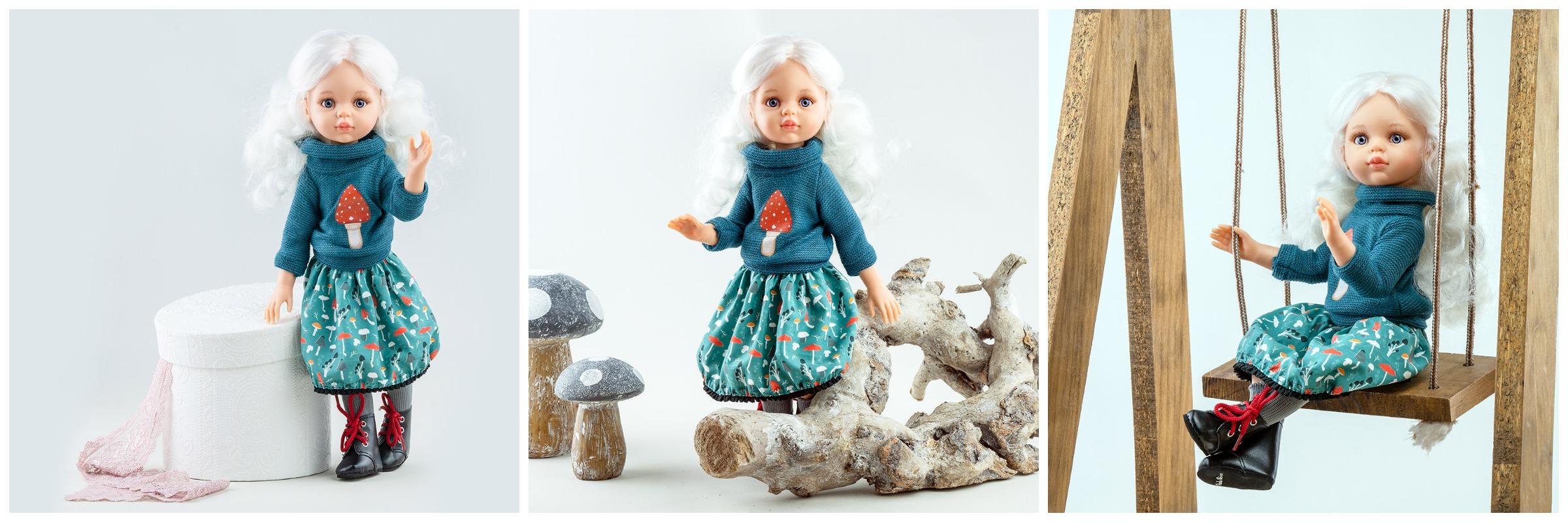 шарнирная кукла паола рейна, кукла на шарнирах испанская