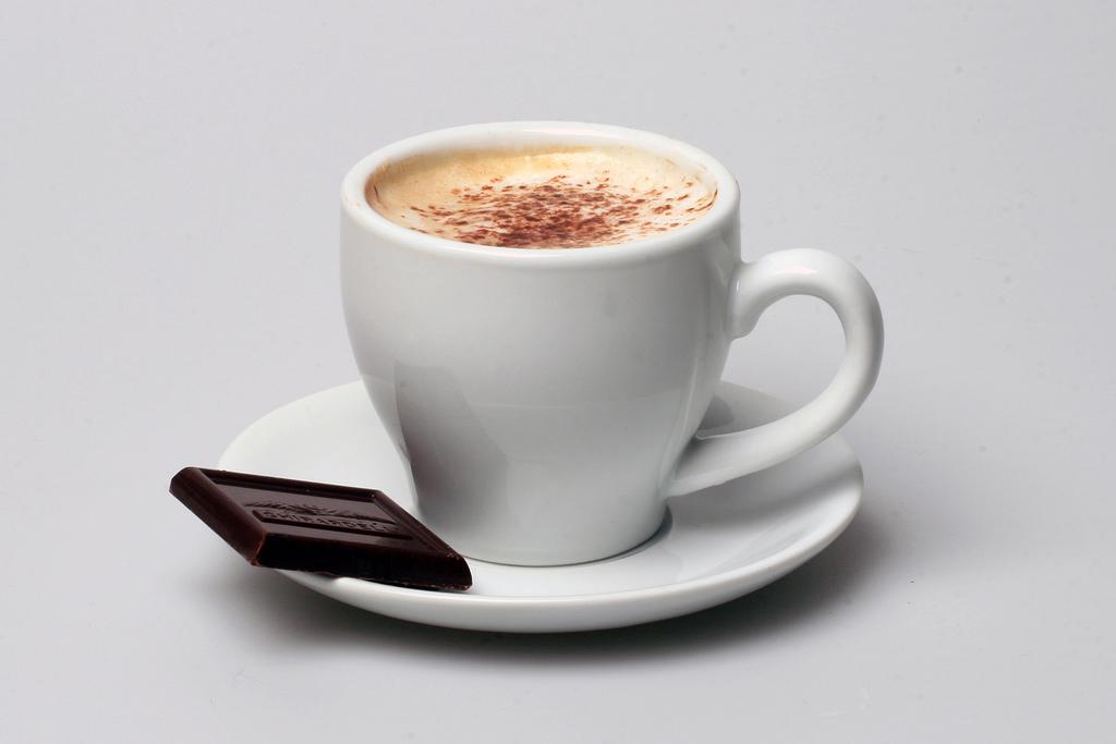 фото кофе с шоколадом в домашних условиях