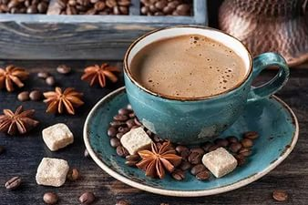 фото кофе со специями