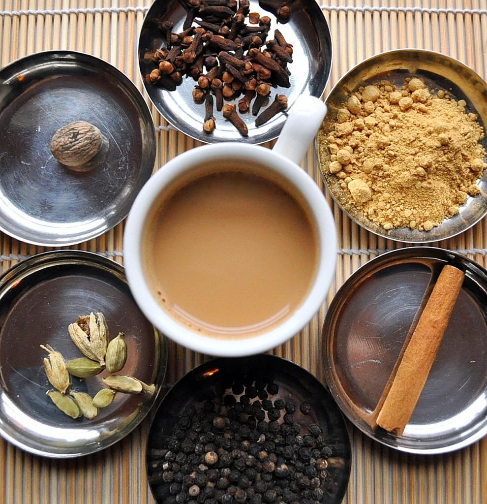 фото рецепта кофе со специями