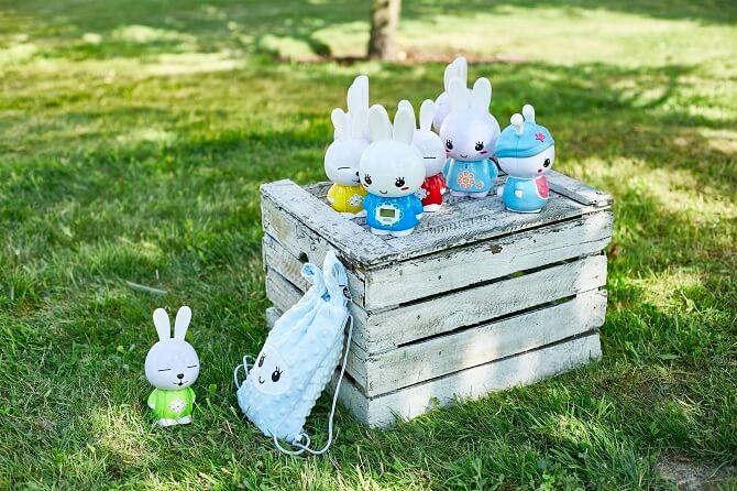 Большой выбор зайчиков Alilo в интернет-магазине Мама Любит!