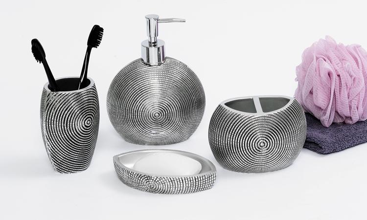 Коллекция аксессуаров для ванной WasserKRAFT Eider