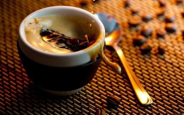 приготовление кофе с медом фото