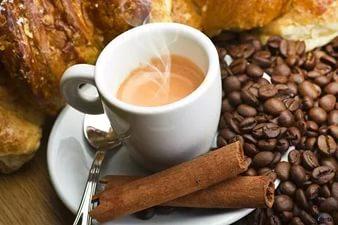 фото рецепта кофе с корицей
