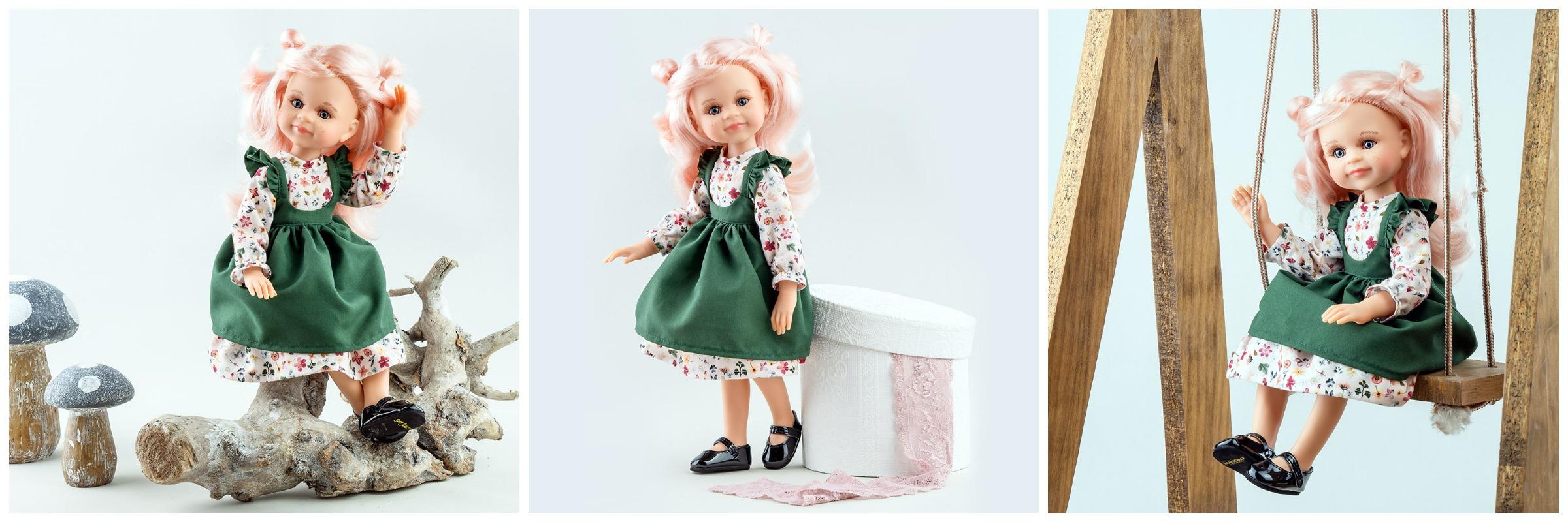 шарнирная кукла паола рейна, испанская кукла на шарнире