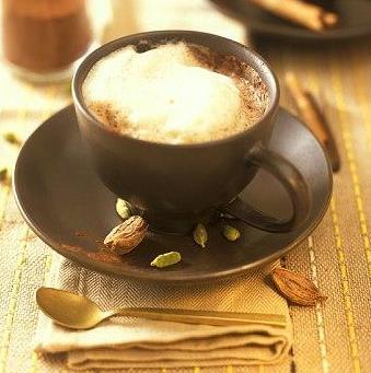 фото кофе с кардамоном