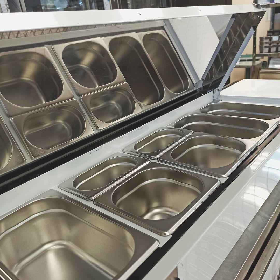 Холодильная витрина Polair VT2-G для самых свежих продуктов!