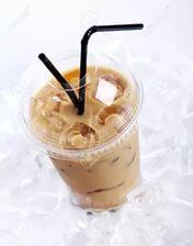 фото холодного кофе