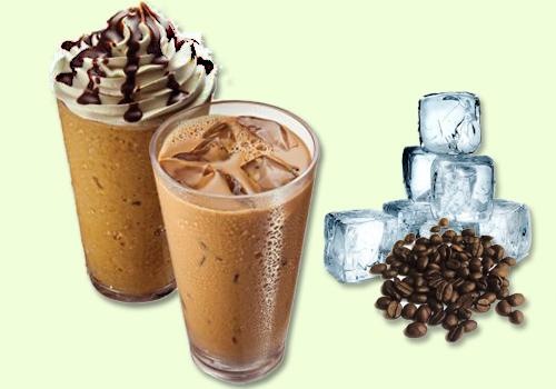 фото рецепта холодного кофе