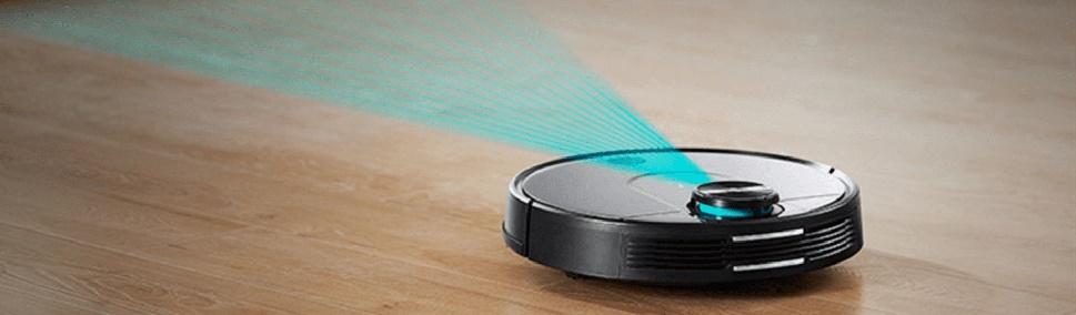 робот-пылесос Xiaomi Viomi Cleaning