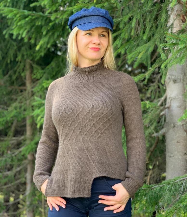 свитер из монгольского яка сарлаг