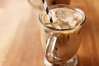 фото холодного кофе в домашних условиях