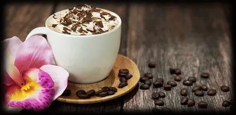 приготолвение кофе кон-панна фото