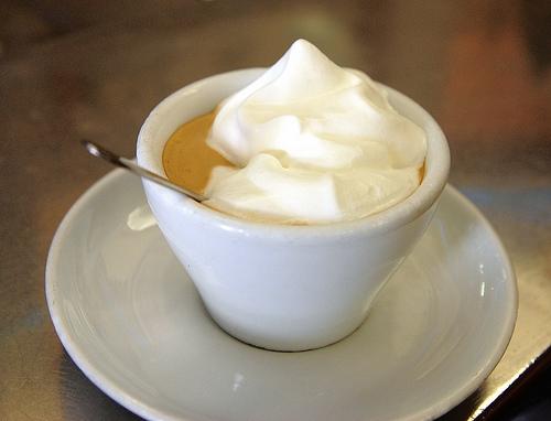 фото кофе кон-панна в домашних условиях