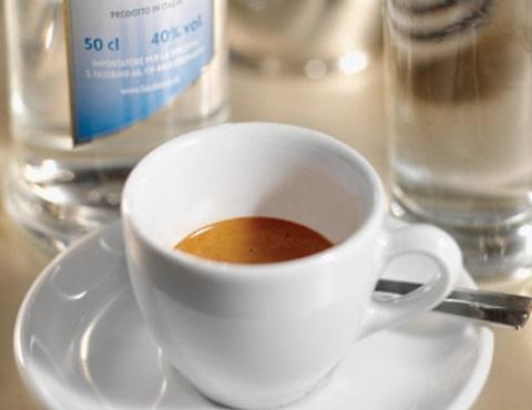 приготолвение кофе коретто фото