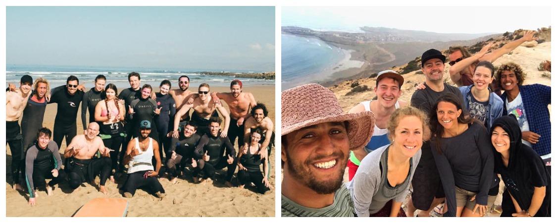 Поехать в отпуск серфинг Марокко майские