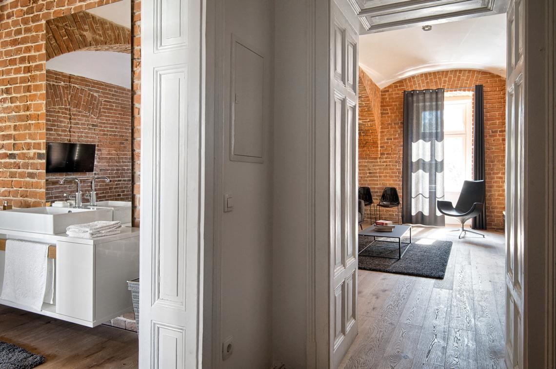 Квартира в стиле лофт в самом центре Краснодара