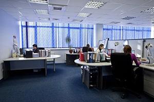 Офис компании ДСТС