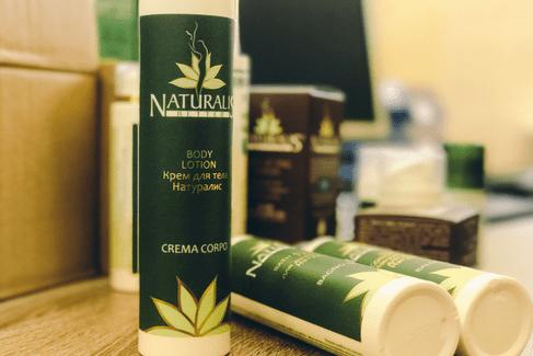 Крем для тела Naturalis