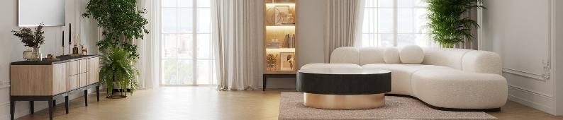Способная удивлять и восхищать мебель в гостиную Иконс