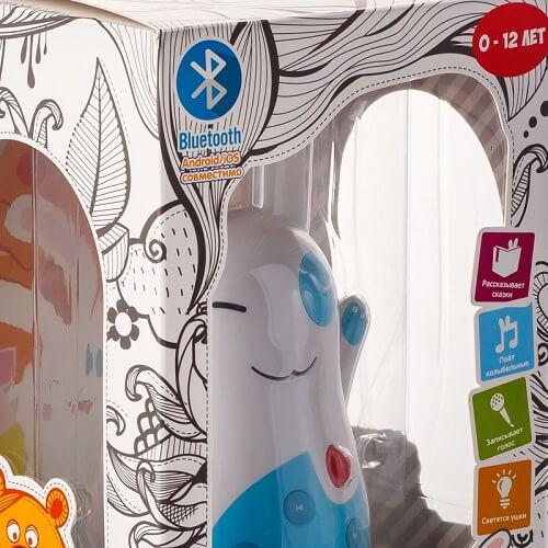 Заяц Alilo V8 классный в упаковке в интернет-магазине Мама Любит
