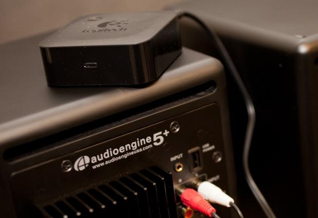 Logitech Wireless Speaker Adapter отзывы