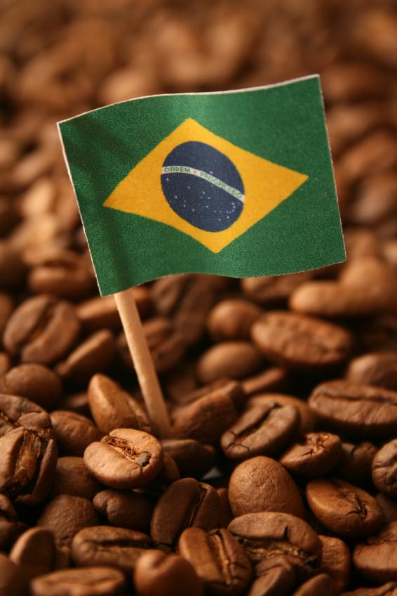 Производство кофе в Бразилии