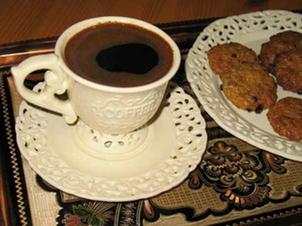 фото восточного кофе в домашних условиях