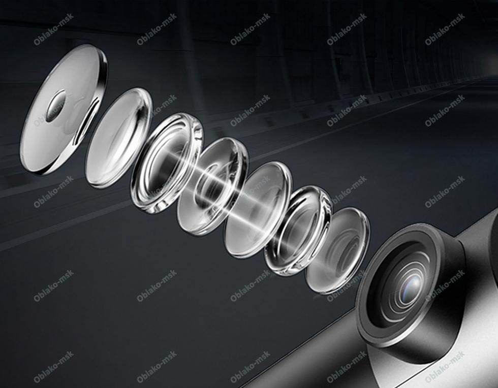 Автомобильный видеорегистратор Xiaomi 70mai Dash Cam Pro Plus RU A500