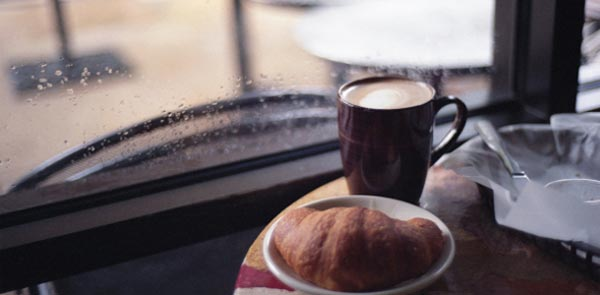 приготолвение французского кофе фото