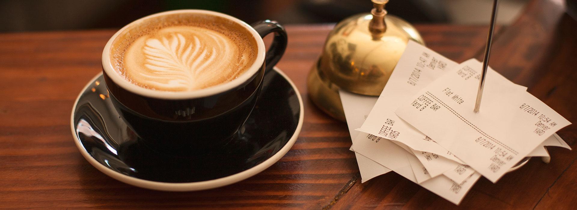 приготолвение польского кофе фото