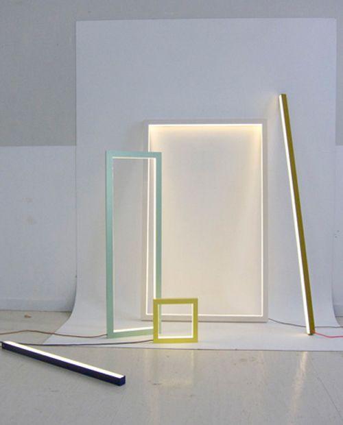 рамки с подсветкой