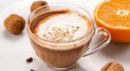 фото рецепта ванильного кофе
