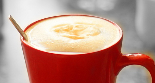 фото ванильного кофе в домашних условиях