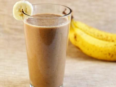 фото бананового кофе