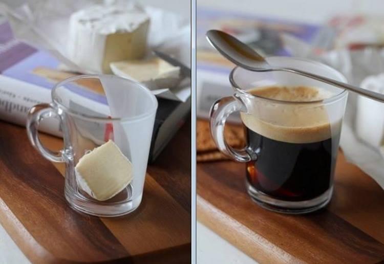 фото сырного кофе