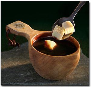 фото рецепта сырного кофе