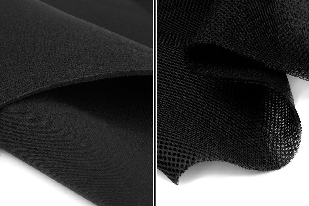 Внешний материал быстрых бинтов Dozen Pro Gel Air Black