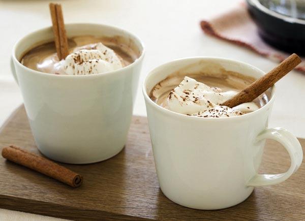 фото сырный кофе в домашних условиях